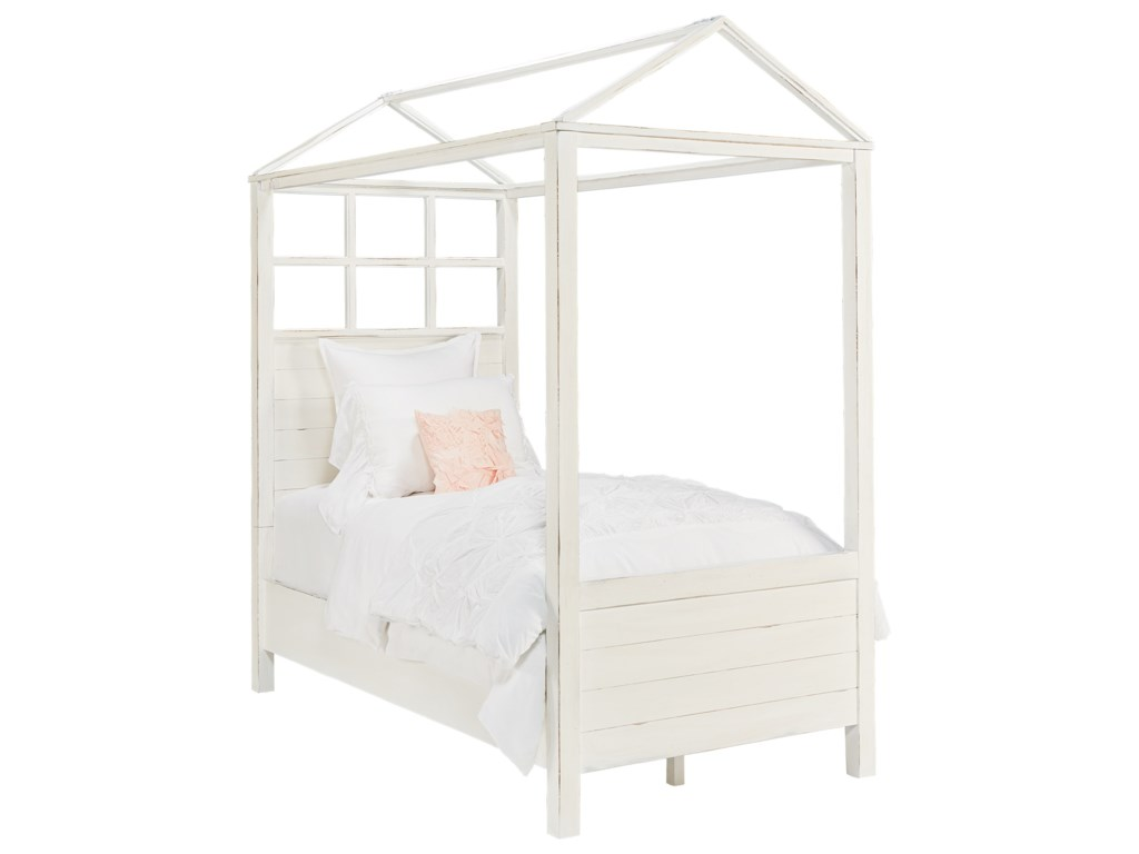 Boho Playhouse Full Canopy Bed By Magnolia Home Joanna Gaines