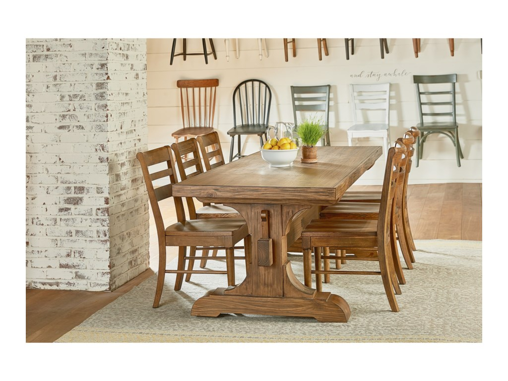 Magnolia Home By Joanna Gaines FarmhouseDining Table