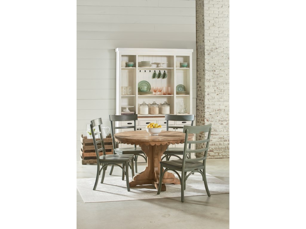 Magnolia Home By Joanna Gaines Farmhousetable And Chair Set
