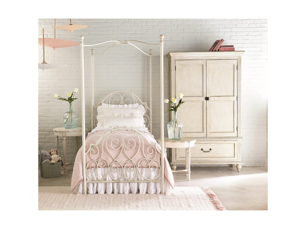 Magnolia Home by Joanna Gaines French Inspired Full Bedroom ...