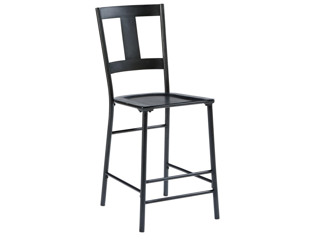 Magnolia Home by Joanna Gaines IndustrialMetal And Wood Barstool