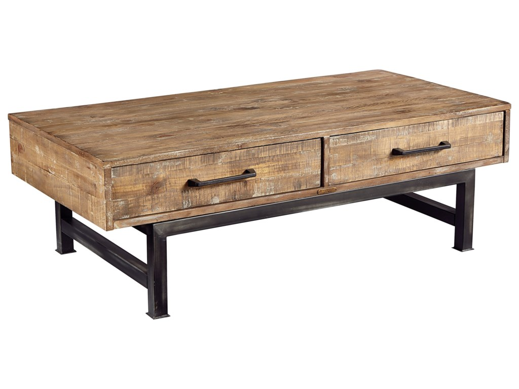 Magnolia Home by Joanna Gaines IndustrialCoffee Table