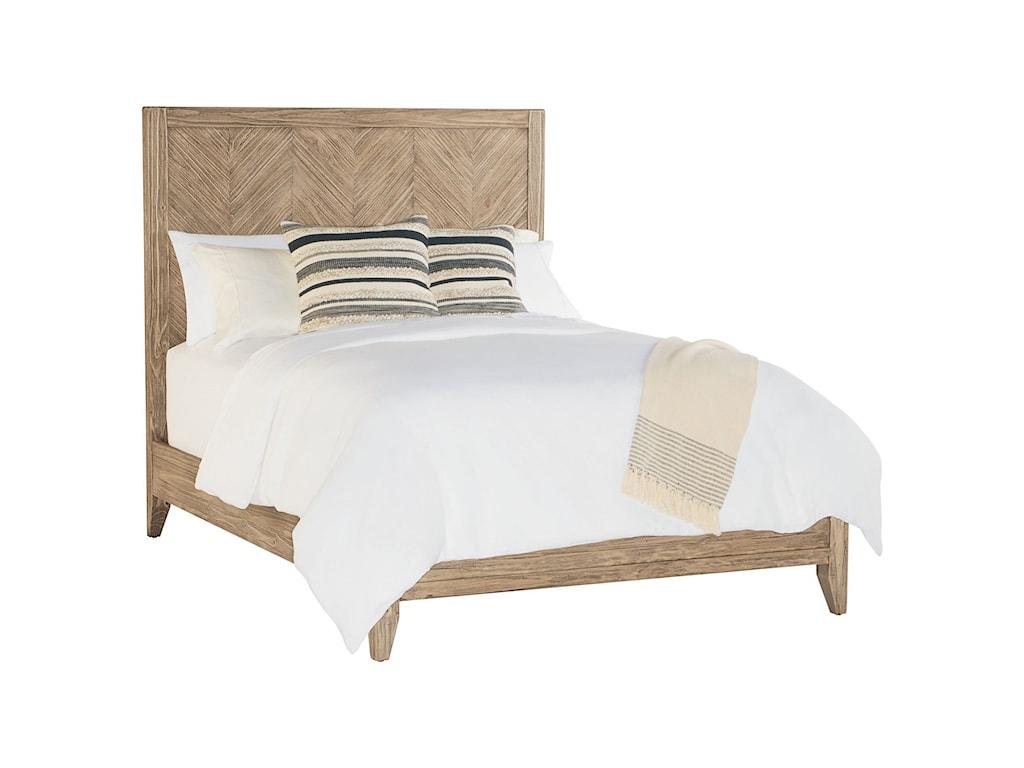 Magnolia Home by Joanna Gaines IndustrialHerringbone Queen Bed