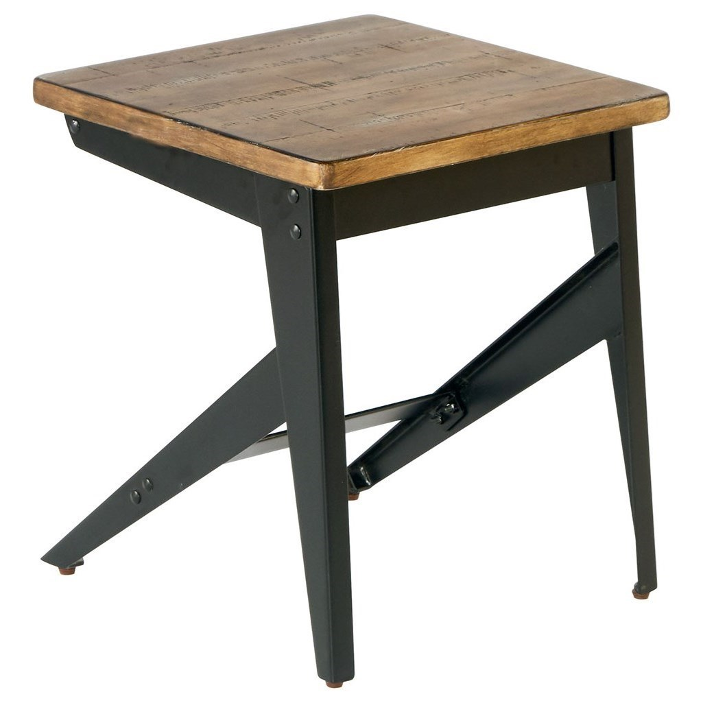 Magnolia Home By Joanna Gaines ModernVenture Youth Stool ...