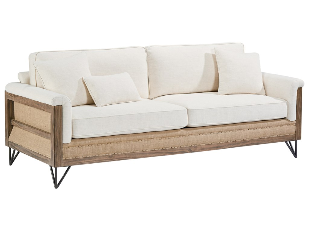 Magnolia Home By Joanna Gaines Paradigm Sofa With