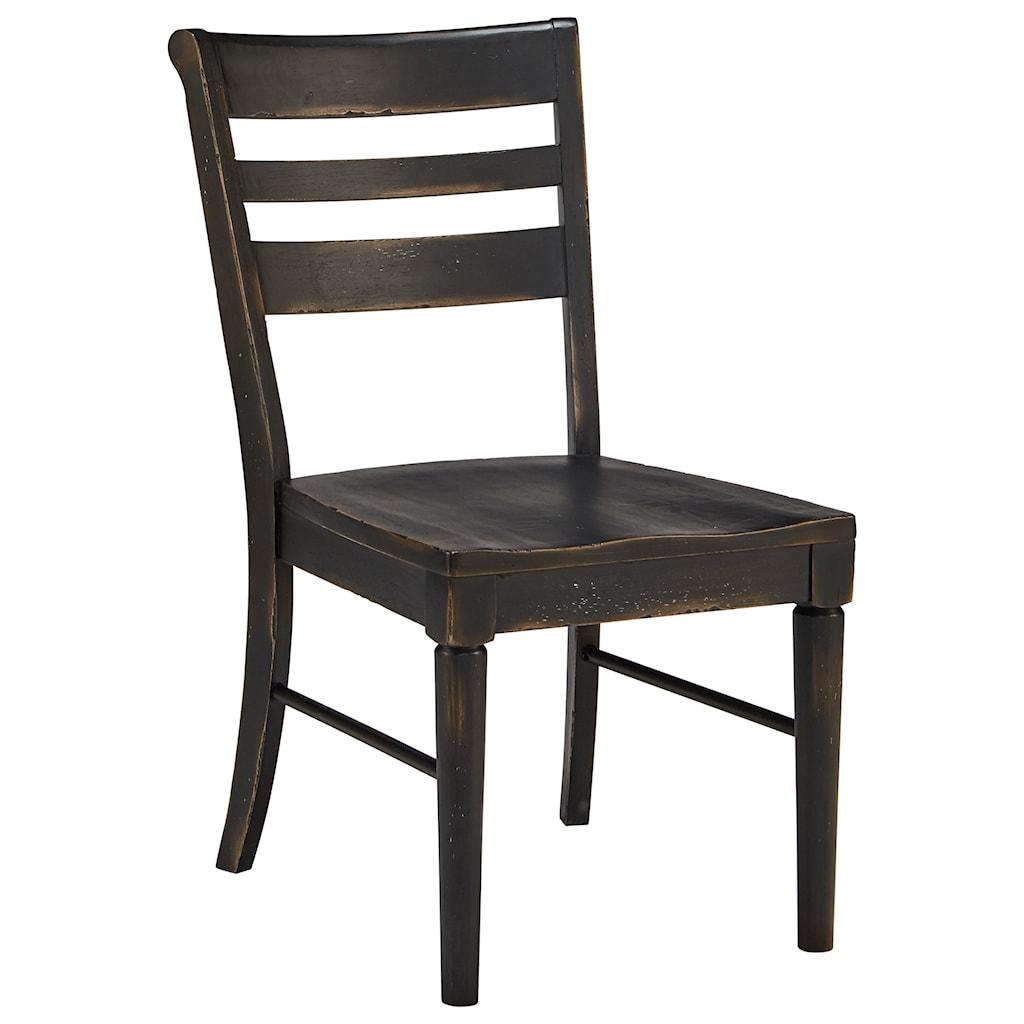 Slat Back Chairs magnolia homejoanna gaines primitive slat back kempton side