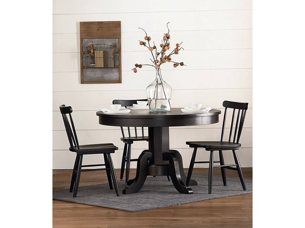 Magnolia Home By Joanna Gaines Traditionaltable And Chair Set