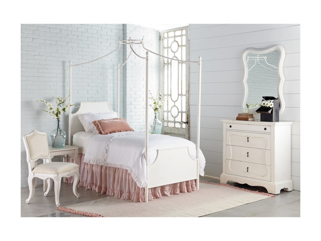 magnolia home by joanna gaines traditionalfull bedroom group - Joanna Gaines Bedroom