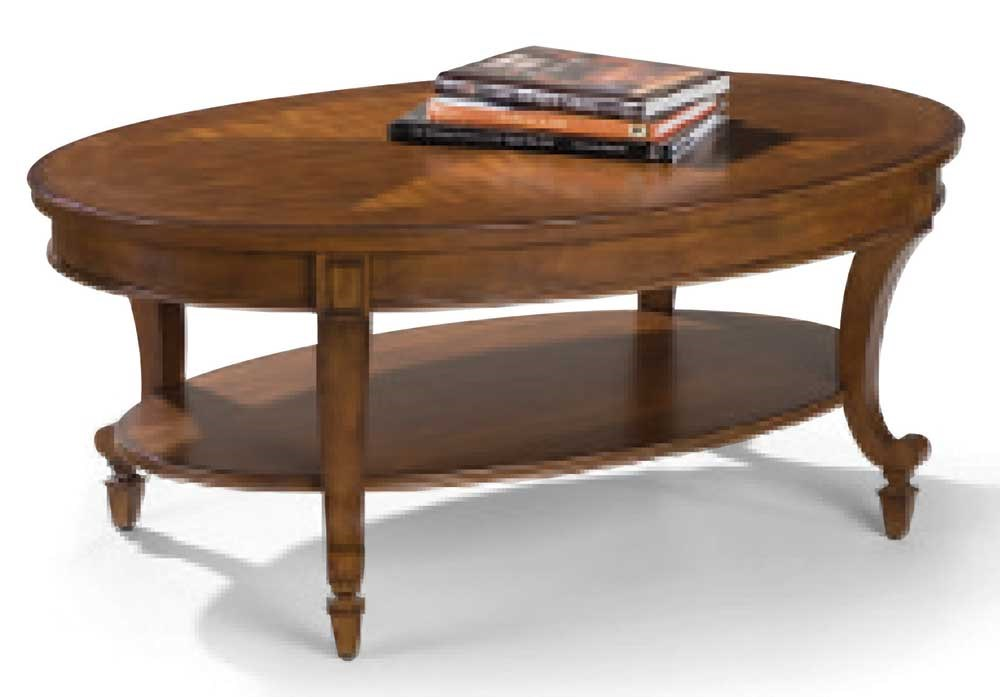 Morris Home Furnishings AidanIvy Court Cocktail Table