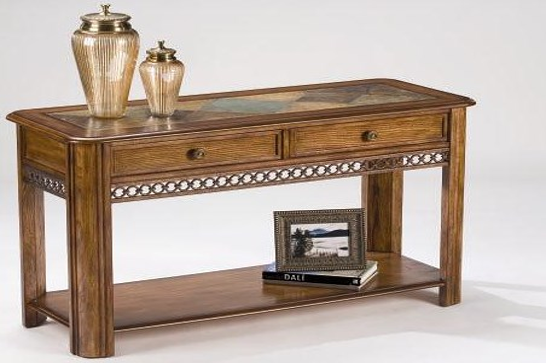 Magnussen Home Madison  Rectangular Sofa Table