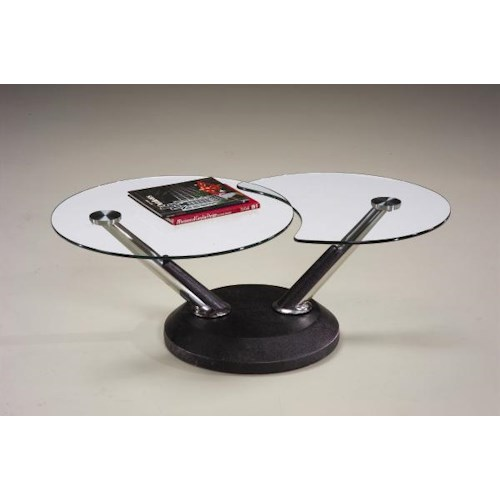 Belfort Select Modesto Swivel Cocktail Table
