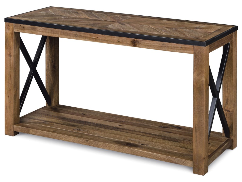 Magnussen Home  PendertonCocktail, End and Sofa Table Group