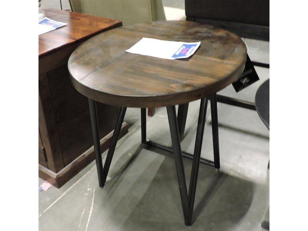 Belfort Select ClearanceOval End Table