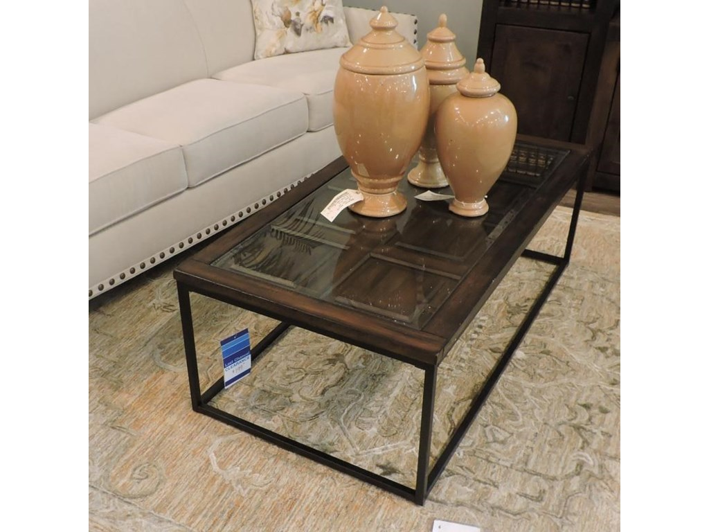 Belfort Select ClearanceRectangle Cocktail Table