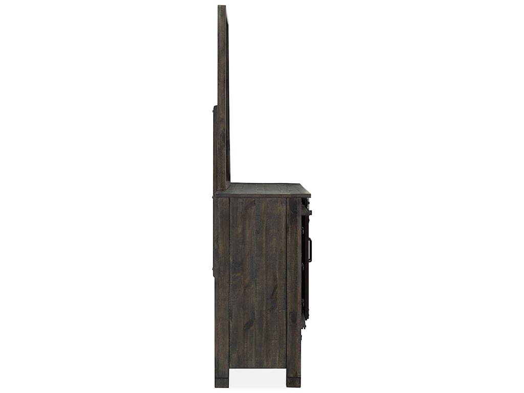 Magnussen Home AbingtonSliding Door Dresser