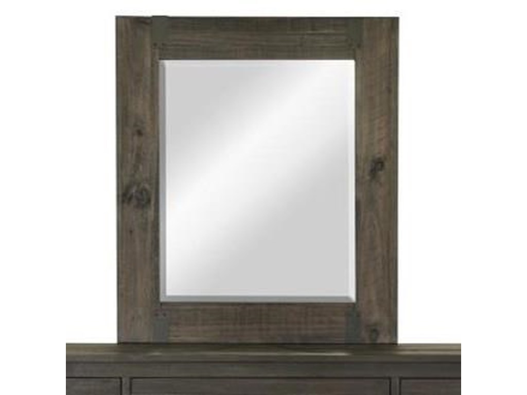 Magnussen Home AbingtonPortrait Mirror