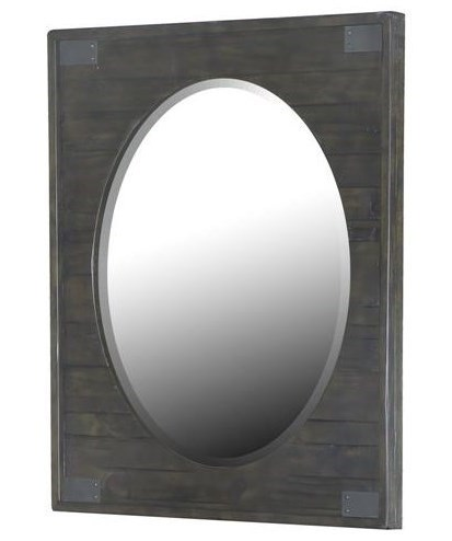 Magnussen Home AbingtonPortrait Oval Mirror