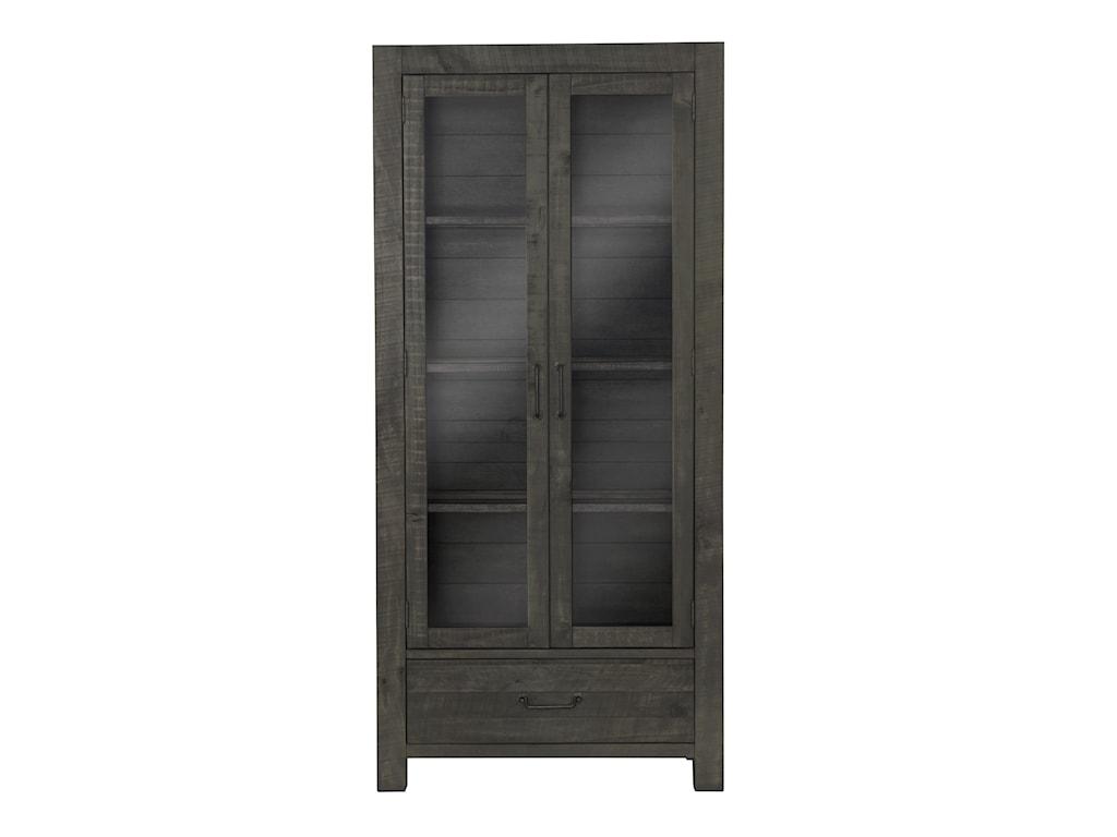 Magnussen Home AbingtonCurio Cabinet
