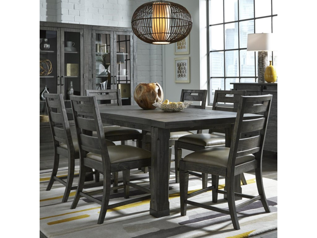 Magnussen Home Abington7 Pc Dining Set
