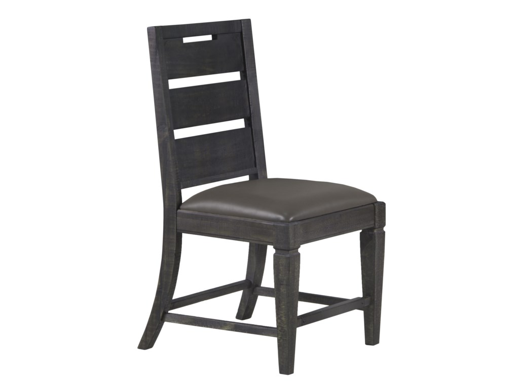Magnussen Home AbingtonDining Side Chair w/Uphl seat