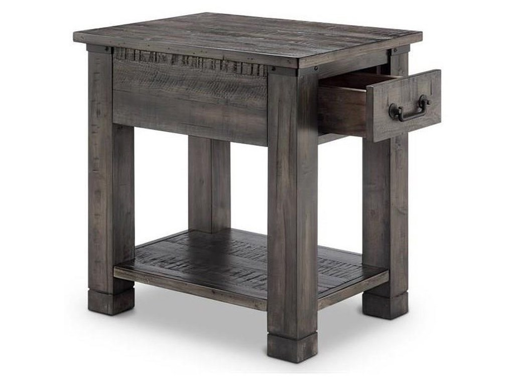 Magnussen Home AbingtonRectangular End Table