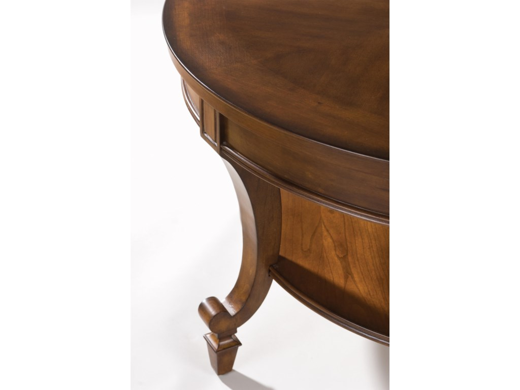 Magnussen Home AidanRound Cocktail Table