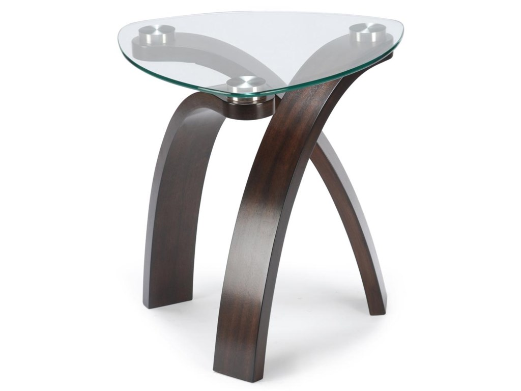 Magnussen Home AllureEnd Table