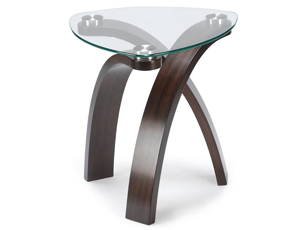 Magnussen Home AllureEnd Table