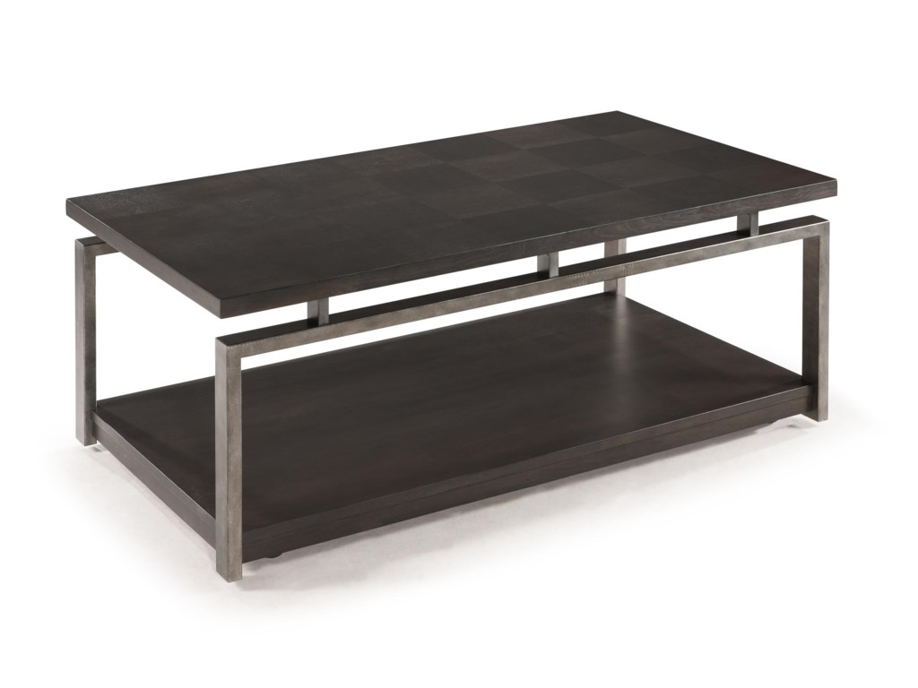 Morris Home Furnishings FlatstoneFlatstone Rectangular Cocktail Table