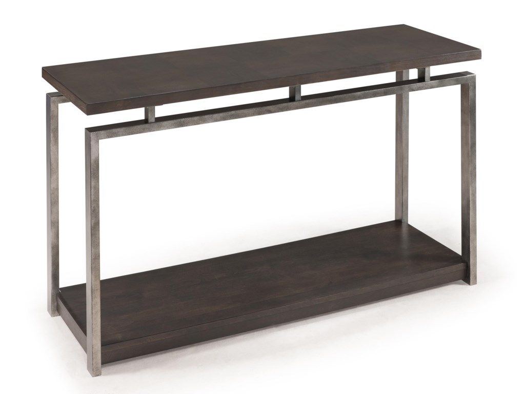 Magnussen Home Alton Contemporary Rectangular Sofa Table | Olinde\'s ...