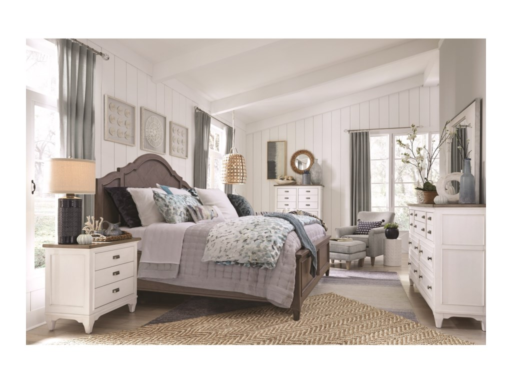 Magnussen Home Alys BeachQueen Bedroom Group