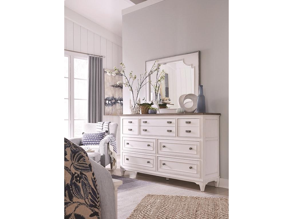 Magnussen Home Alys BeachDrawer Dresser