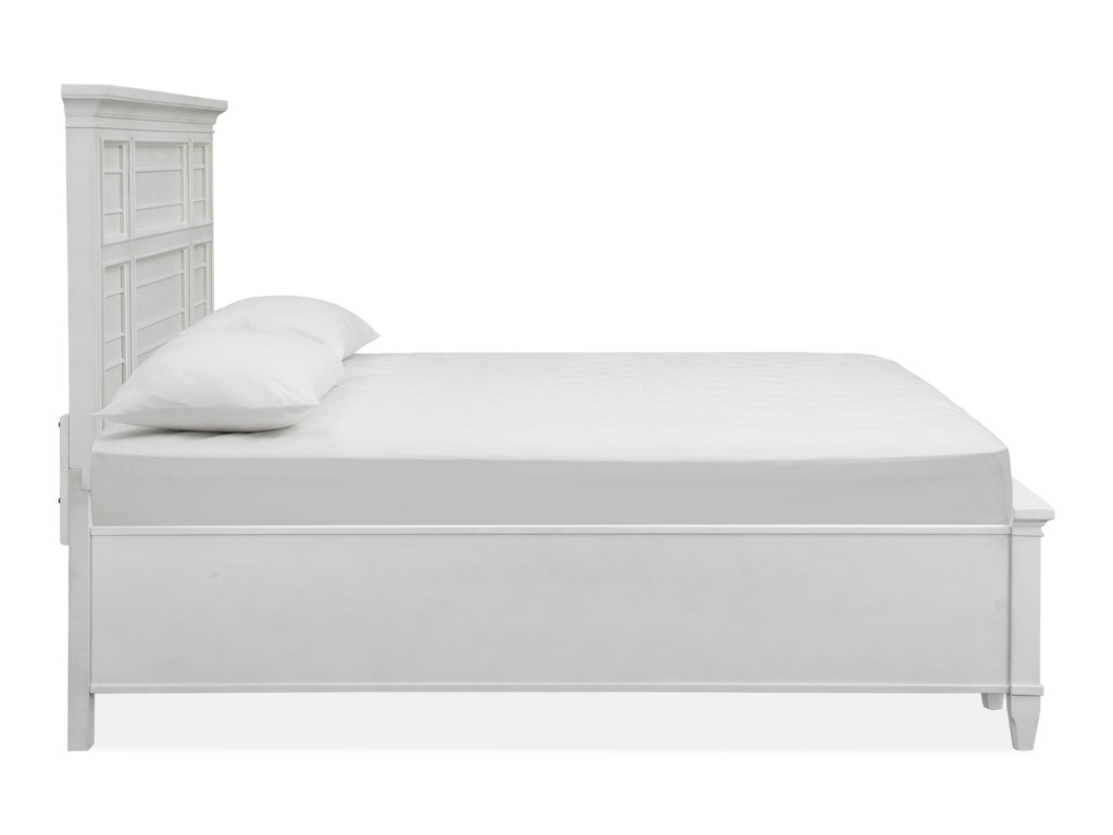 Magnussen Home Alys BeachKing Panel Bed
