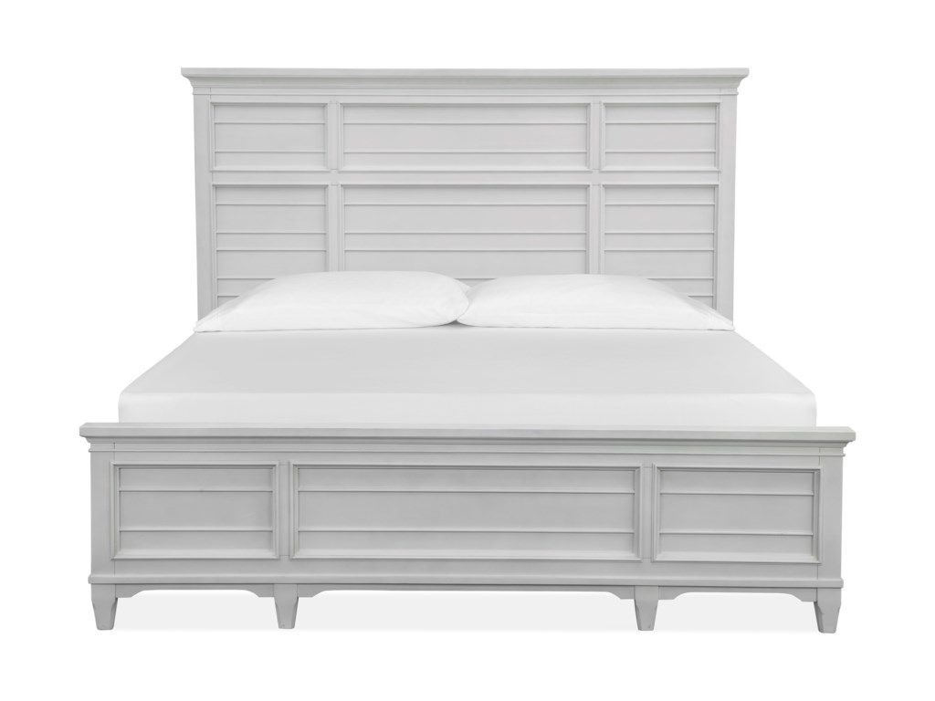 Magnussen Home Alys BeachCalifornia King Panel Bed