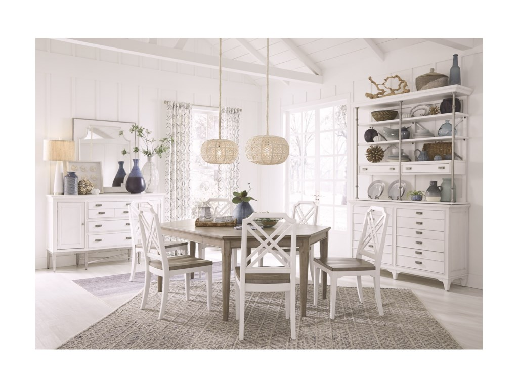 Magnussen Home Alys BeachFormal Dining Room Group