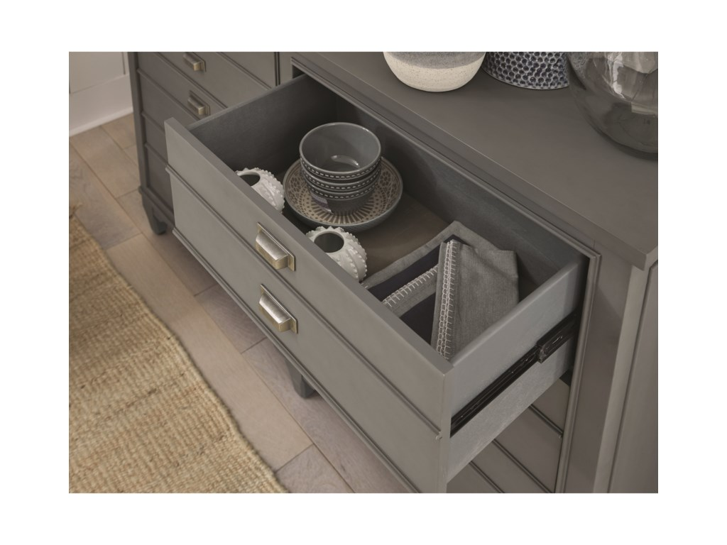 Magnussen Home Alys BeachServer with Hutch