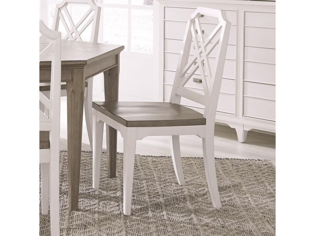 Magnussen Home Alys BeachDining Side Chair