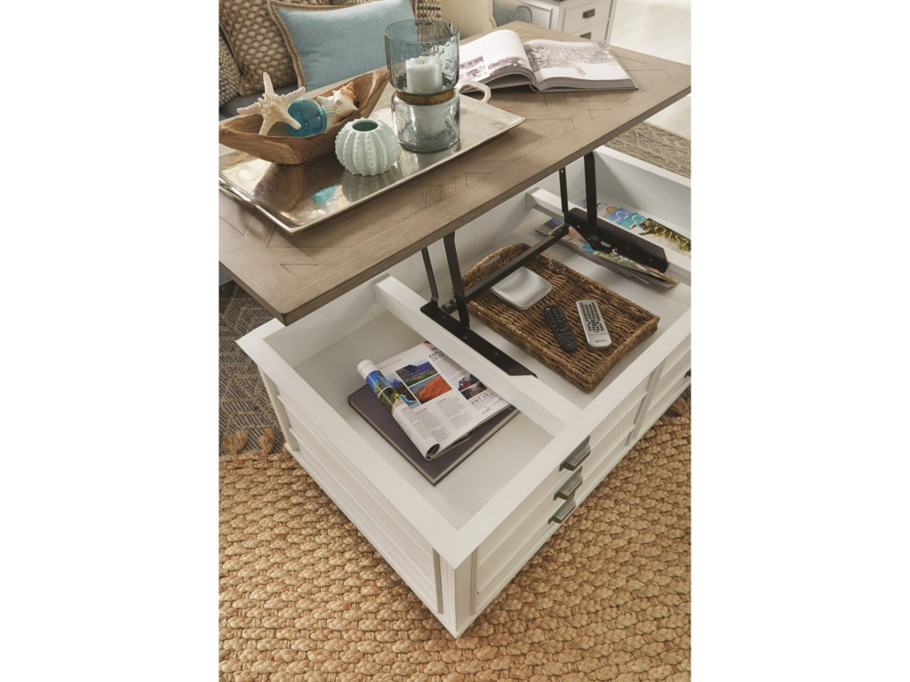 Magnussen Home Alys BeachLift Top Cocktail Table