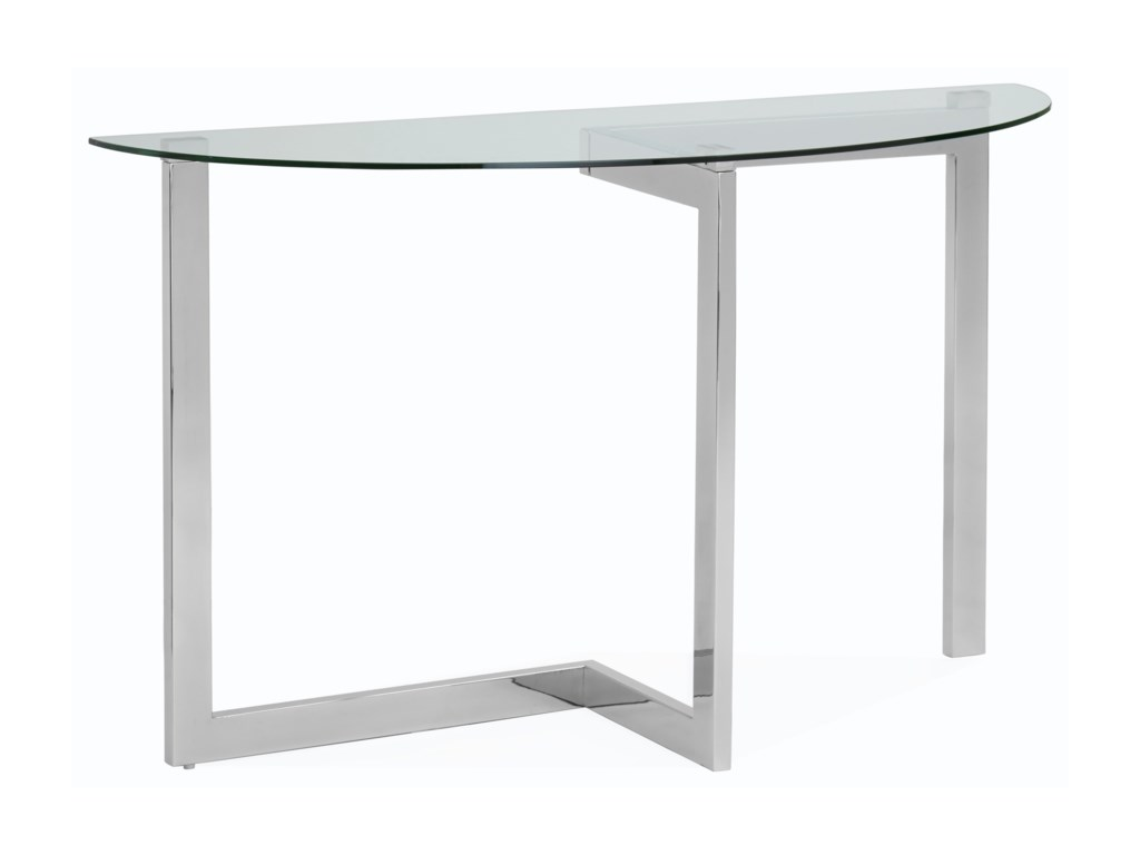Magnussen Home AriesDemilune Sofa Table