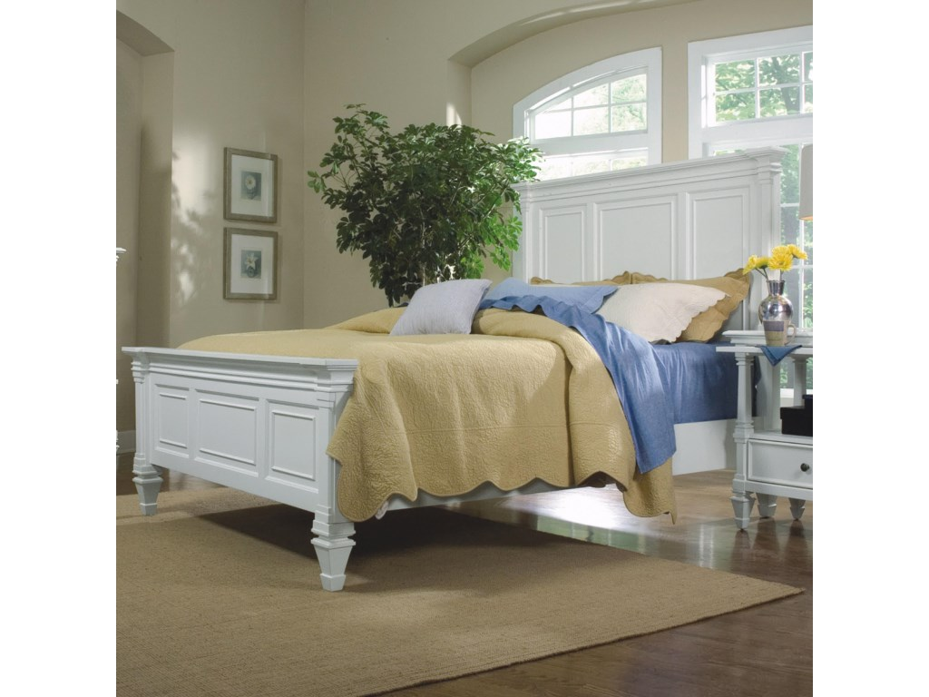 Magnussen Home AshbyFull Panel Bed