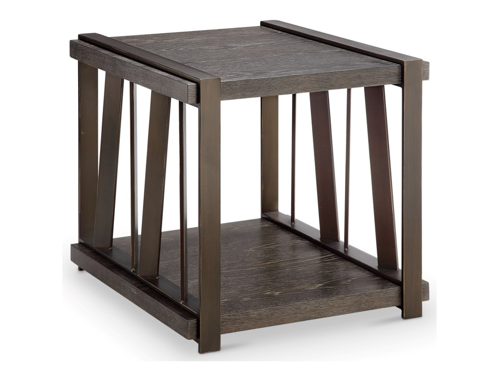 Magnussen Home AvistonRectangular End Table