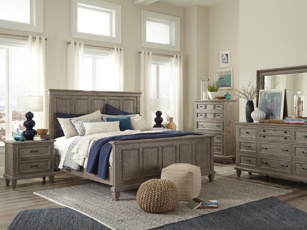 Magnussen Home LancasterQueen Bed