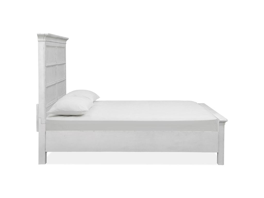 Magnussen Home Bellevue ManorQueen Panel Bed