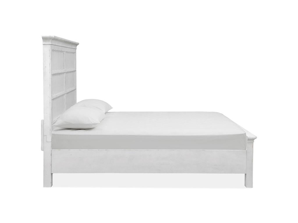 Magnussen Home Bellevue ManorKing Panel Bed