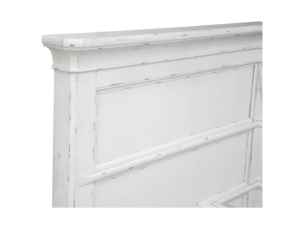 Magnussen Home Bellevue ManorKing Panel Storage Bed