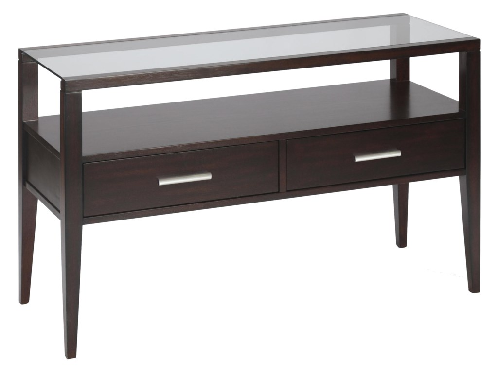Magnussen Home BakerSofa Table