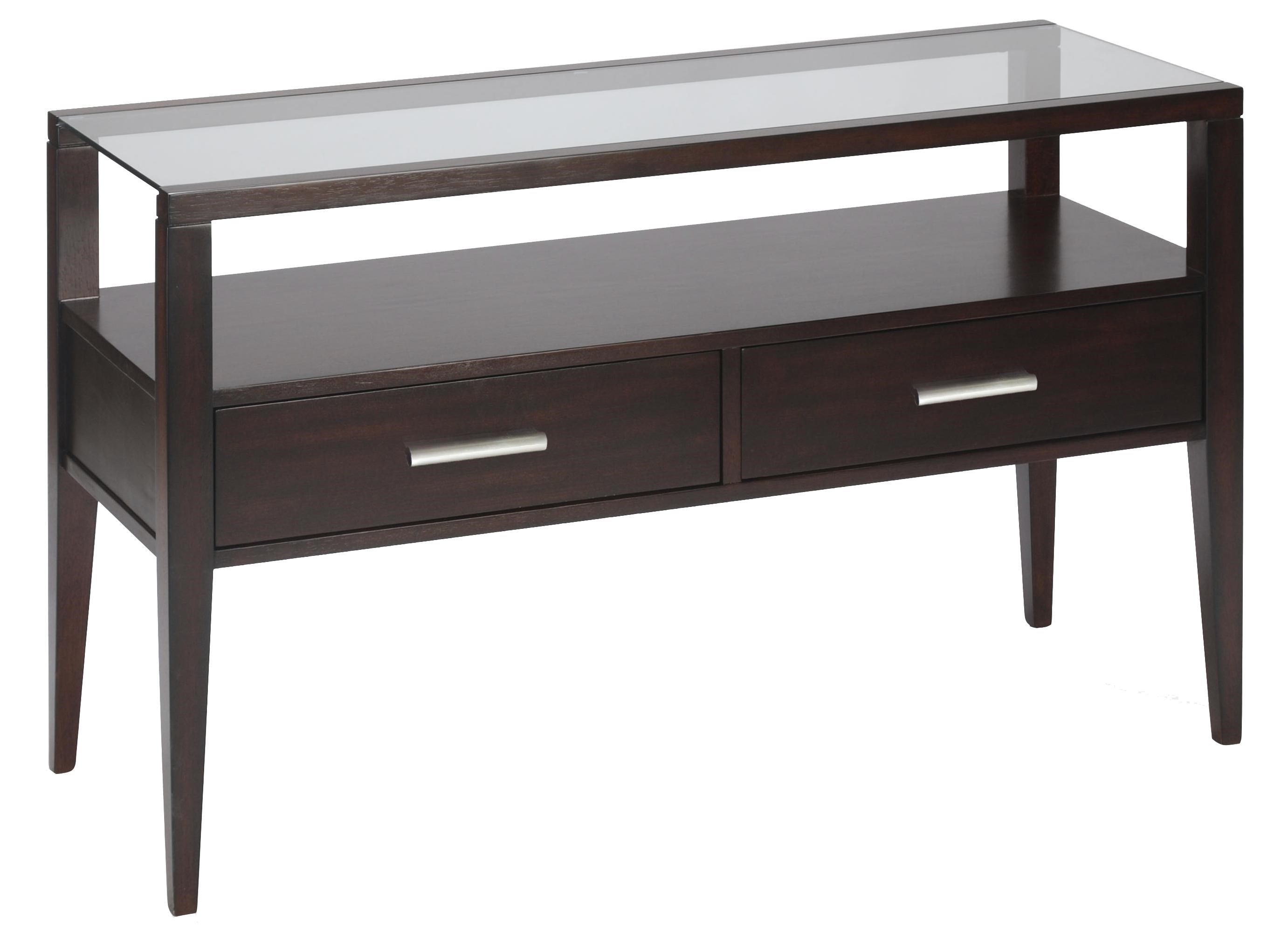 Baker Sofa Table By Magnussen Home