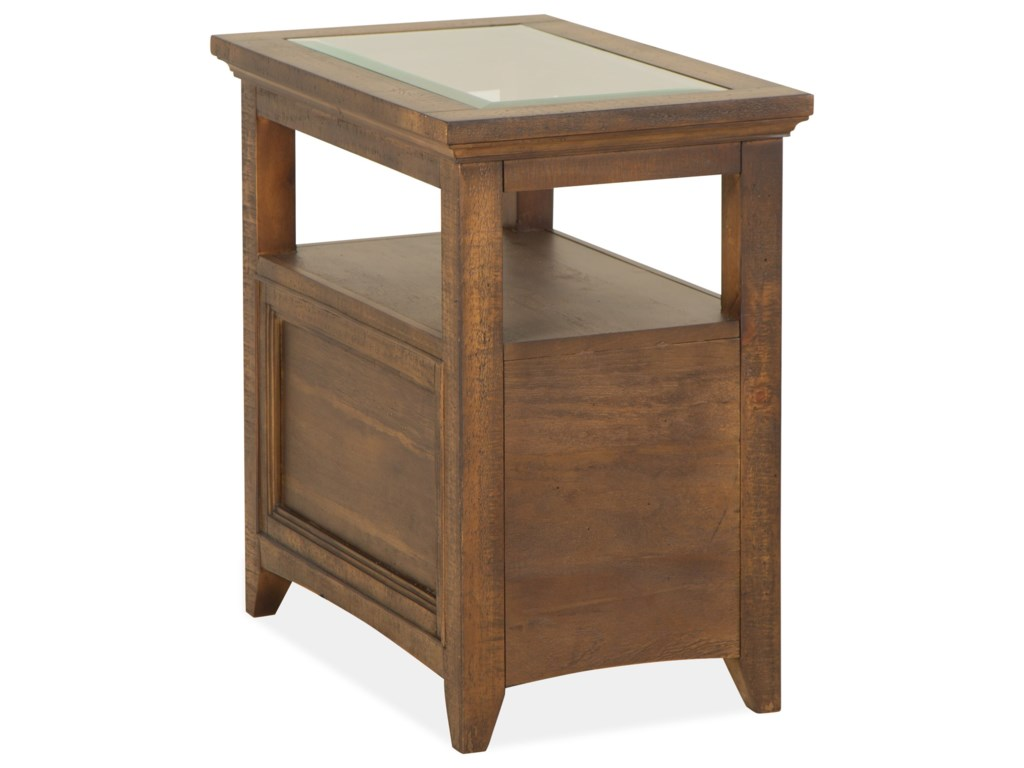 Magnussen Home Bay CreekChairside Table
