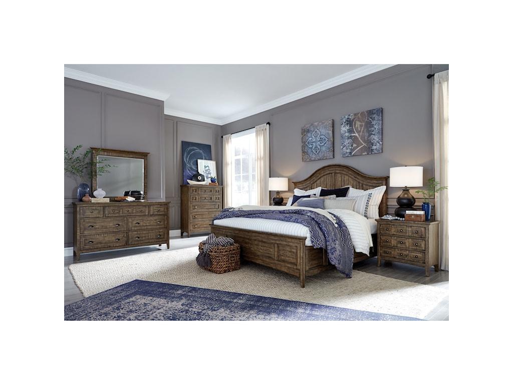 Magnussen Home Bay CreekCalifornia King Bedroom Group