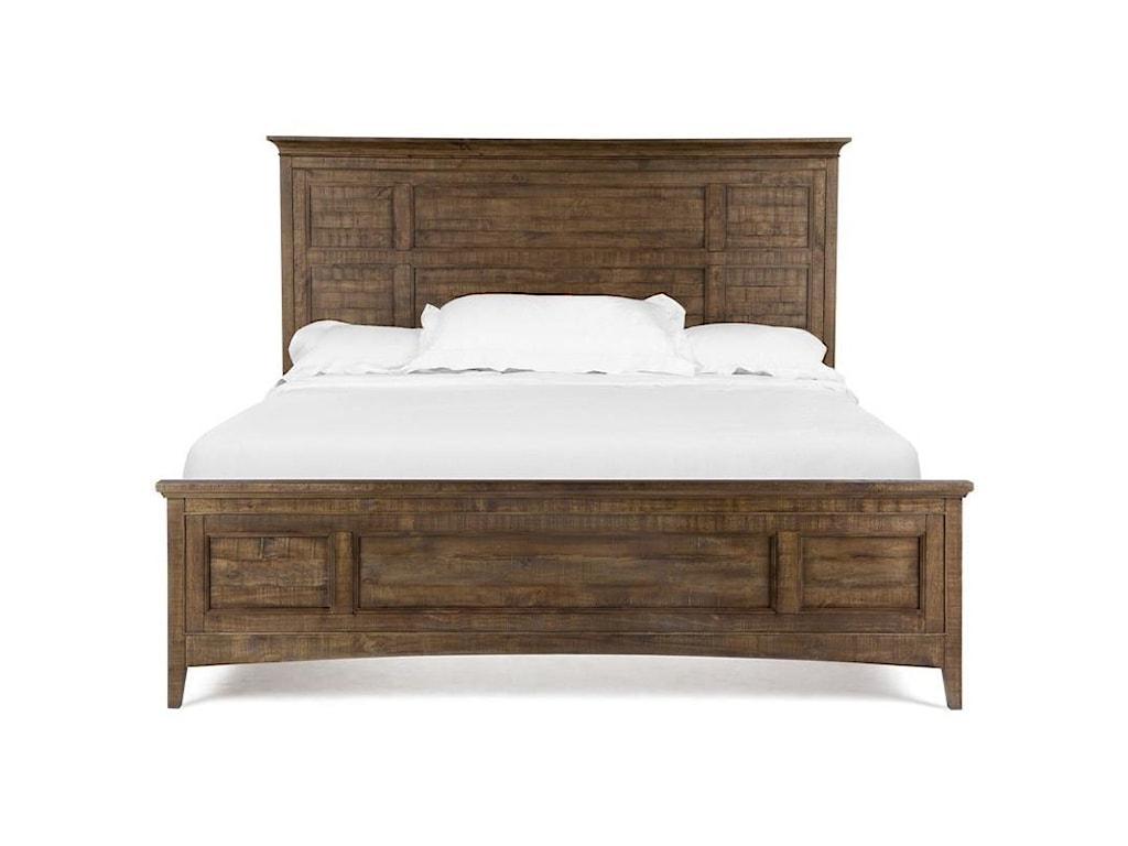 Magnussen Home Bay CreekCalifornia King Panel Bed
